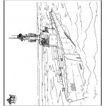 Różne - Okręt podwodny