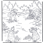 Bohaterowie z Bajek - Opowieści z Narnii 6
