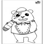 Zwierzęta - Panda 1