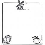 Maisterkowanie - Papier listowy 1