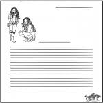 Maisterkowanie - Papier Listowy High School Musical