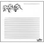 Maisterkowanie - Papier Listowy K3