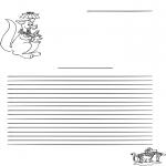 Maisterkowanie - Papier Listowy Kangur