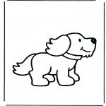 Zwierzęta - Pies 1