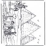 Różne - Piramidy w Egipcie