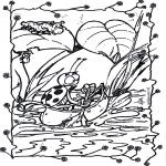 Zwierzęta - Pływanie łódką 1