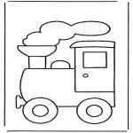Przedszkolaki - Pociąg