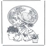 Różne - Podlewanie kwiatów