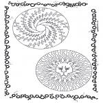 Mandala's - Podwójna Mandala 7
