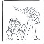 Bohaterowie Z Bajek - Pokemon 3