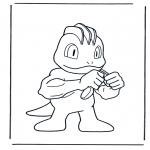 Bohaterowie Z Bajek - pokemon 5