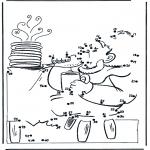 Maisterkowanie - Połącz punkty 15