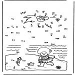 Maisterkowanie - Połącz punkty 25
