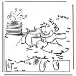 Maisterkowanie - Połącz punkty 31
