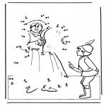 Maisterkowanie - Połącz punkty 33