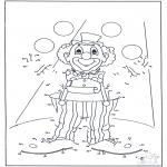 Maisterkowanie - Połącz punkty 54