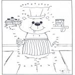 Maisterkowanie - Połącz punkty 64