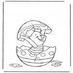Bohaterowie Z Bajek - Prosiaczek w jajku świątecznym