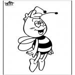 Różne - Pszczółka Maja 4