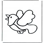 Zwierzęta - Ptak