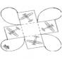 Pudełko na Prezent - Samolot