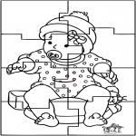 Tematy - Puzzle dla dzieci 1