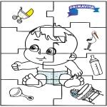 Tematy - Puzzle dla dzieci 2
