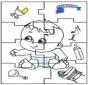 Puzzle dla dzieci 2