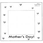 Tematy - Ramka do Zdjęć Dzień Matki