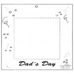 Tematy - Ramka do Zdjęć Dzień Ojca 2