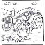 Różne - Rolnik i rolnik