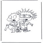 Bohaterowie Z Bajek - Rugrats 3