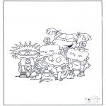 Bohaterowie Z Bajek - Rugrats 4