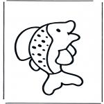Zwierzęta - Ryba 1
