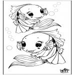 Zwierzęta - Ryba 3