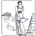 Różne - Rzymska kobieta 1