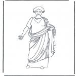 Różne - Rzymska kobieta 3