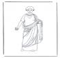 Rzymska kobieta 3