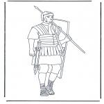 Różne - Rzymski żołnierz 1