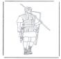 Rzymski żołnierz 1