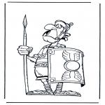Różne - Rzymski żołnierz 2