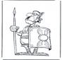 Rzymski żołnież Asterix