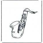 Różne - Saksofon