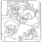 Boze Narodzenie - Skradający się Gwiazdor