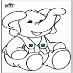 Zwierzęta - Słoń 10