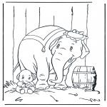 Zwierzęta - Słoń 5