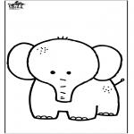 Zwierzęta - Słoń 7