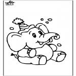 Zwierzęta - Słoń 8
