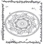 Mandala's - Słoniowa Mandala