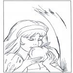 Różne - Śnieżka Je Jabłko